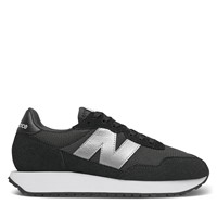 Women's 237 Sneakers in Light Black/Silver