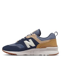 Men's 997H Spring Hike Sneakers in Navy/Beige