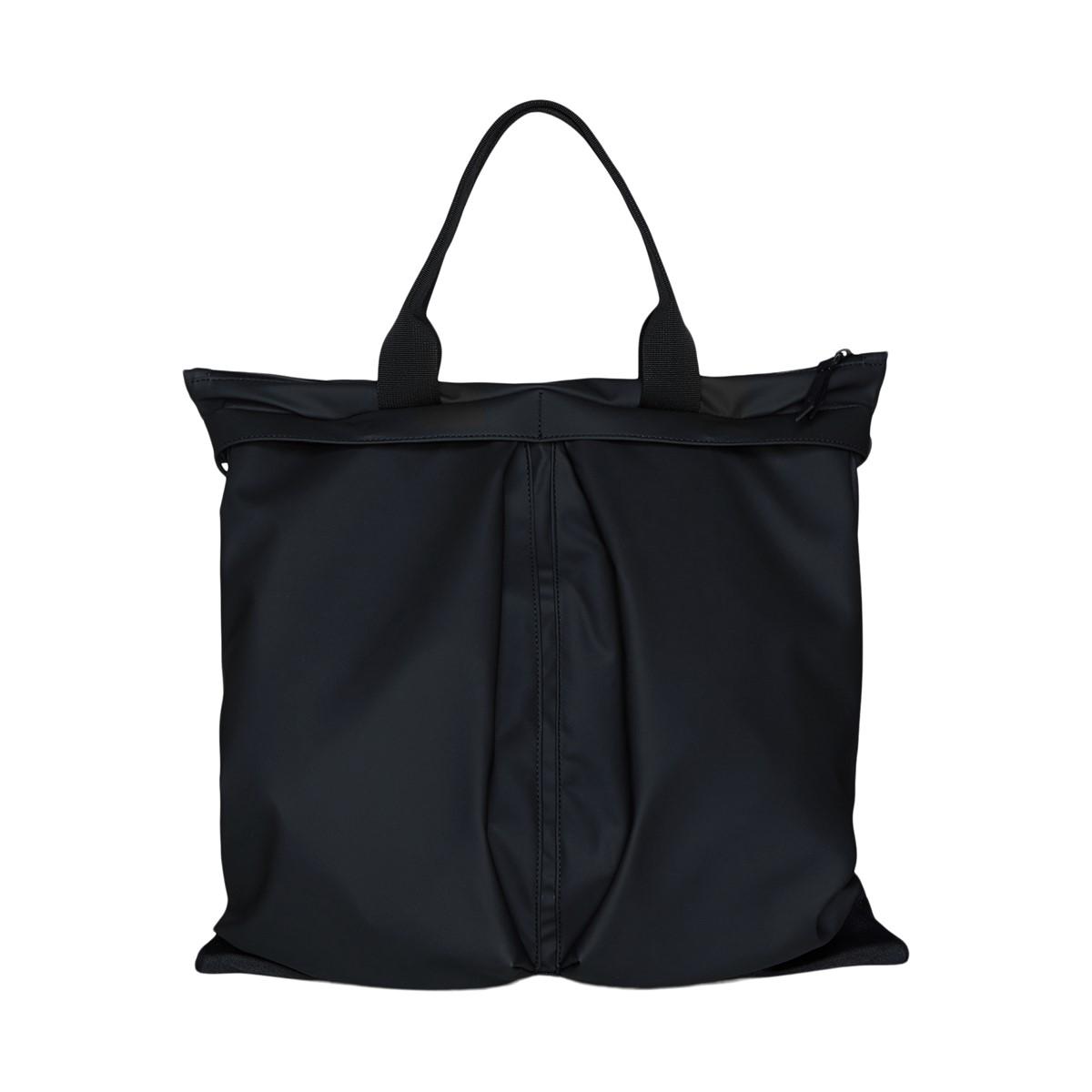 Helmet Backpack in Black