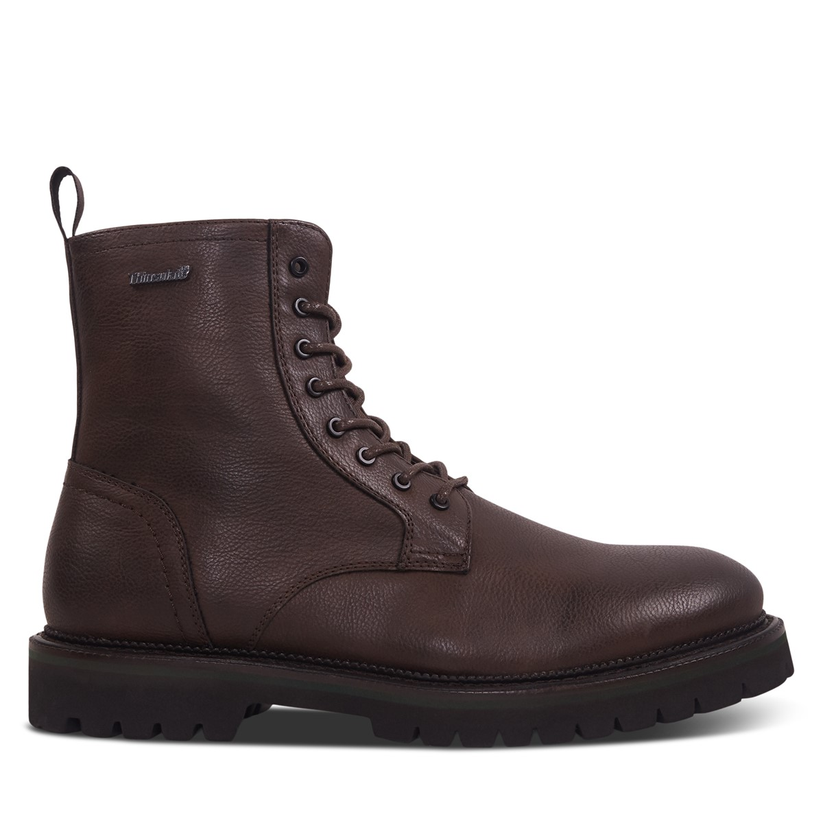 Men's Theo Lace Up Boots in Brown