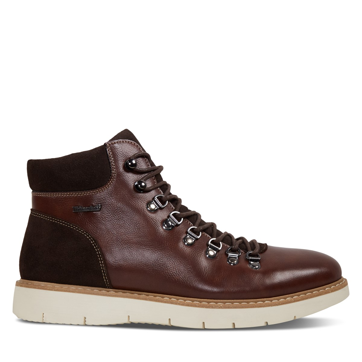 Men's Liam Lace-up Boots in Brown