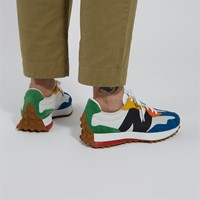 Men's Muticolored 327 Sneakers
