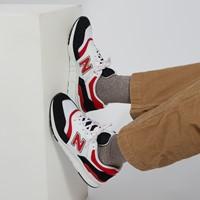 Baskets 997HV1 blanc, rouge et noir pour hommes