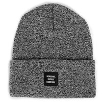 Abbott Beanie in Grey/Black