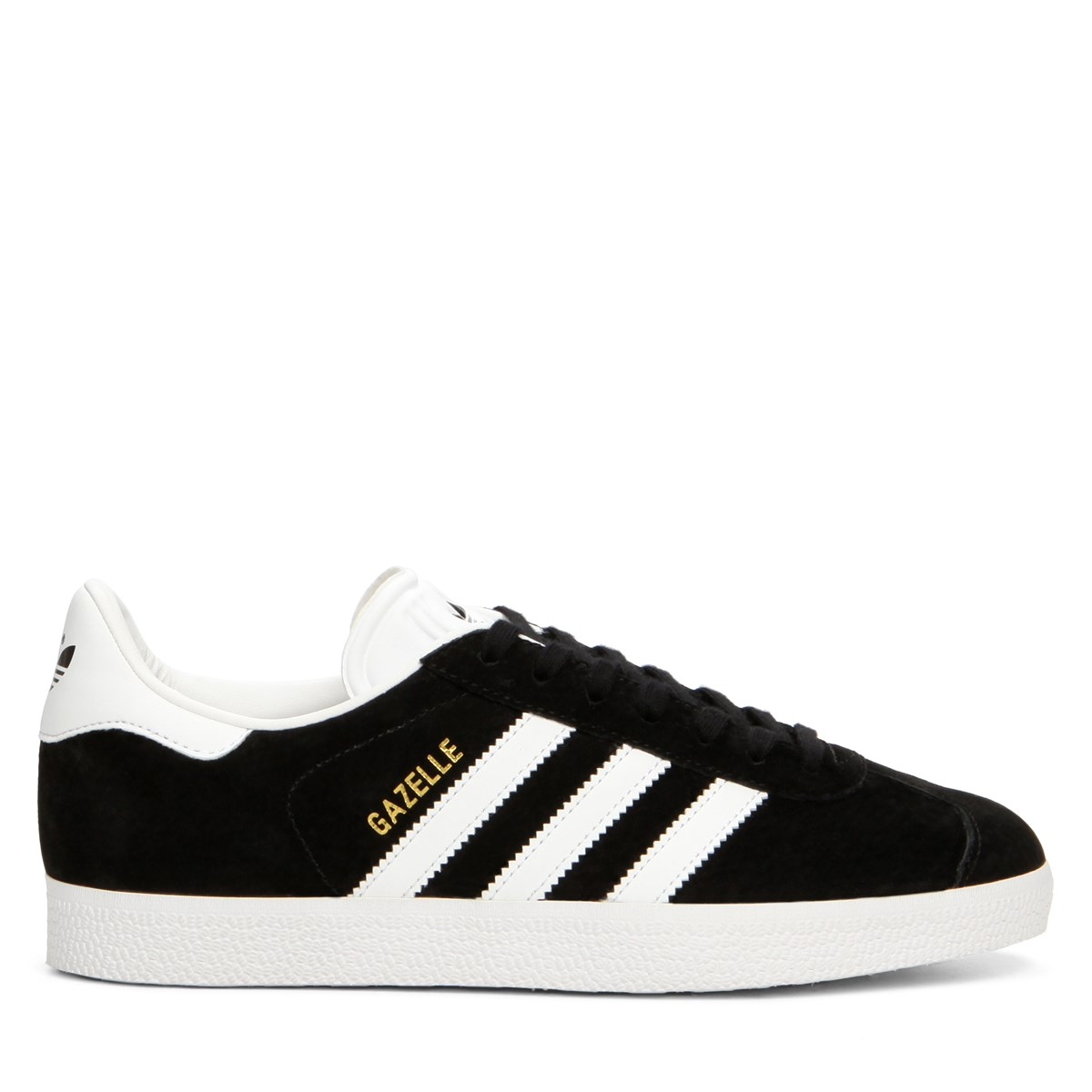 Women's Gazelle Sneakers in Black