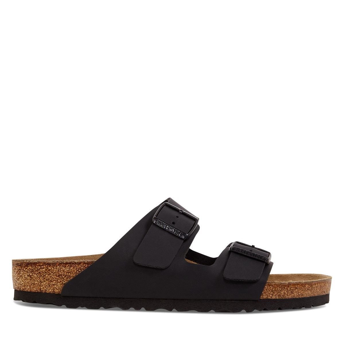 Men's Arizona Sandal in Black