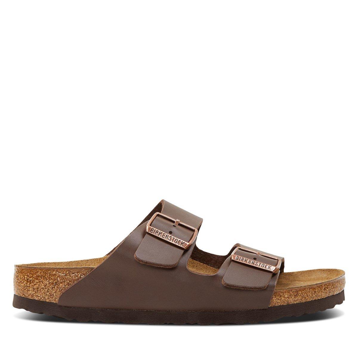 Women's Arizona Sandals in Brown