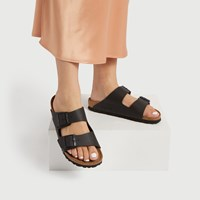 Women's Arizona Sandals in Black