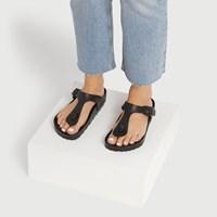 Women's Gizeh EVA Black Sandal