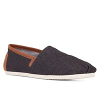 Men's Seasonal Classics Dark Denim Slip-On