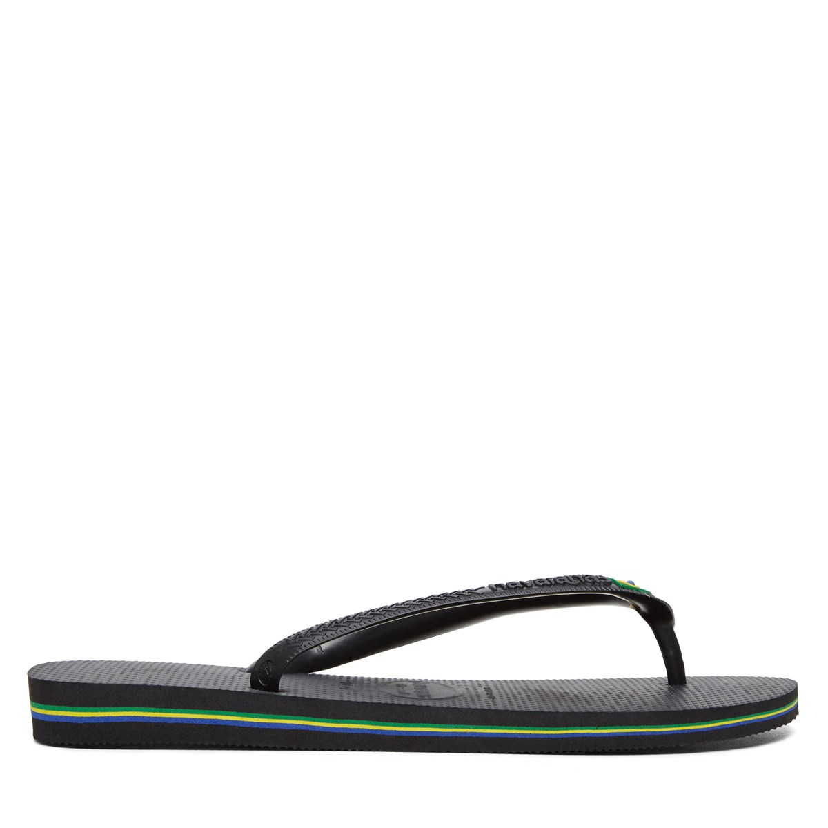 Men's Brasil Sandals in Black