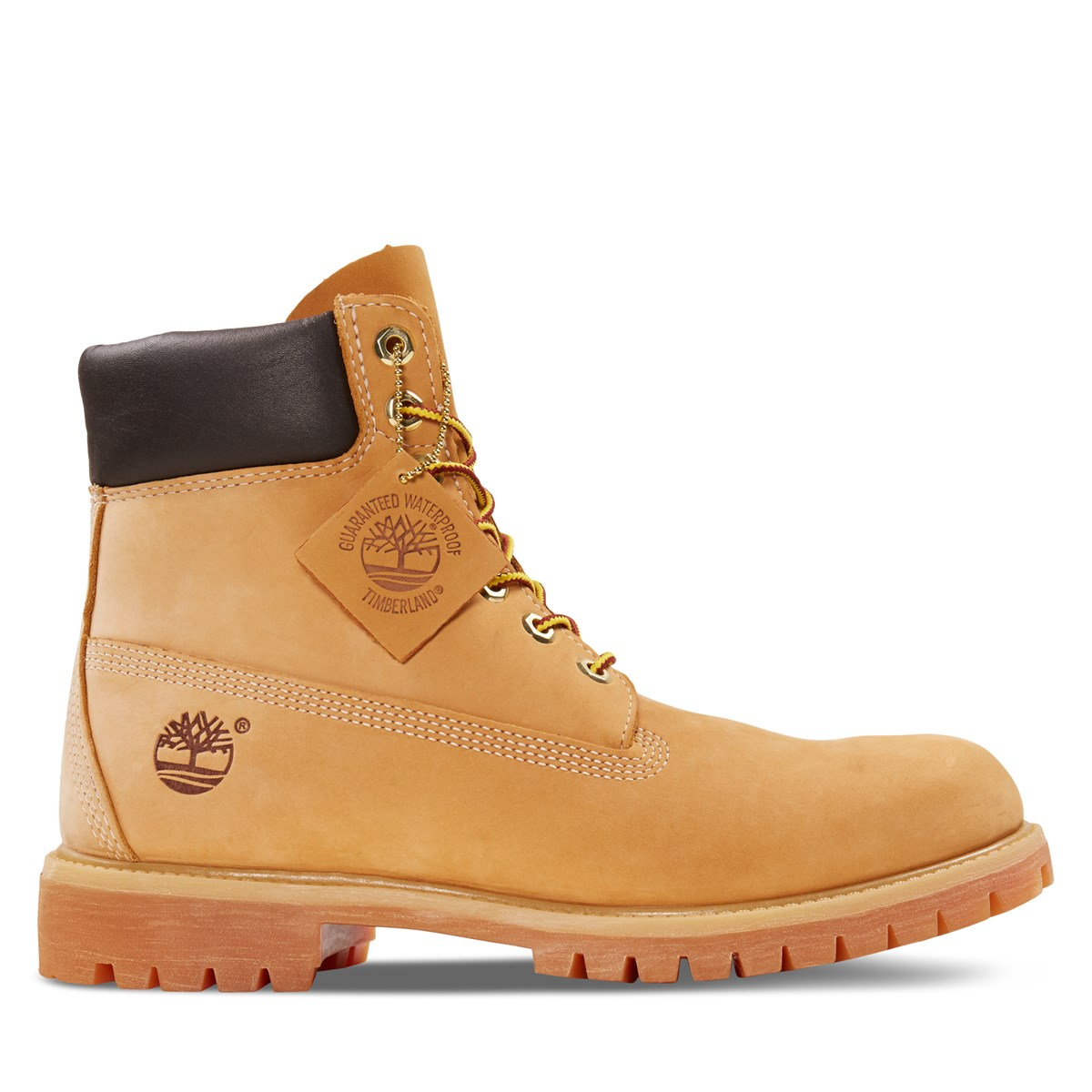 Men's 6 Premium Waterproof Boots in Camel