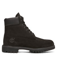 Men's 6 Inch Premium Waterproof Black Boot