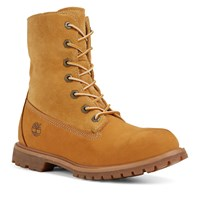 Women's Waterproof Fold Down Camel Boot