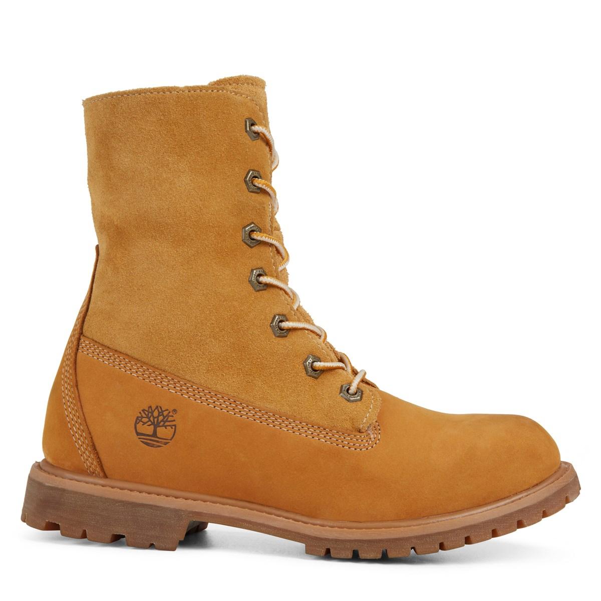 size 40 ee4d5 5604d Women's Waterproof Fold Down Camel Boot